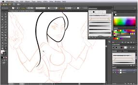 how to draw a pin up style space cartoonsmart com