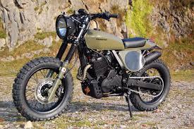 Honda Nx650 Dominator Streettracker Project Motorcycle Day