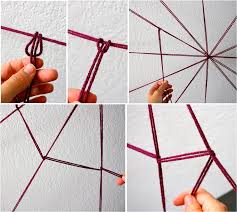 Do It Yourself Halloween Decorations Diy Halloween Decorations Spooky Spider Web And A Giant Spider