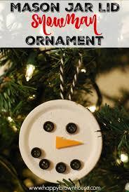 best 25 snowman canning lids ideas on jar lid crafts