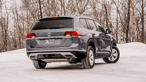 volkswagen atlas black 2018 vw atlas review with price horsepower and photo gallery