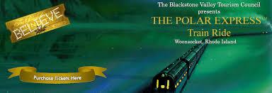 the polar express u003csup u003etm u003c sup u003e train ride rhode island blackstone