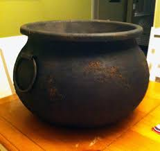 halloween cauldrons witches cauldron