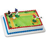 baseball cake topper baseball team cake topper 6 players arts crafts