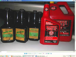 engine sludge best products to use