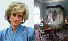 princess diana home heir b and b guests can stay at princess diana s childhood home for