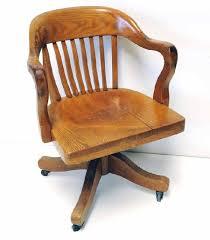 Wooden Rolling Desk Chair Wooden Designs