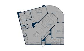 bic floor plan studio 1 2 3 bedroom apartments for rent at the james