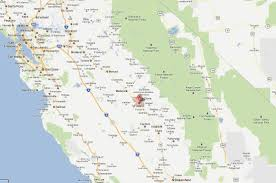 Simi Valley Map Fresno California Map