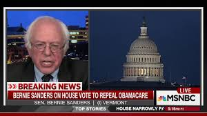 Bernie Sanders New House Pictures Sanders House Health Care Bill Is An Insult Youtube