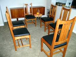 mission style dining room furniture mission style dining room set mission dining room table woodworking