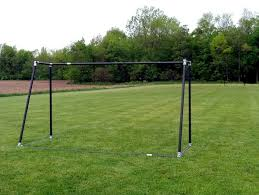 make your own 6x12 portable soccer goal simplified building