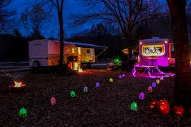 full hook up rv sites at our annual halloween spooktacular