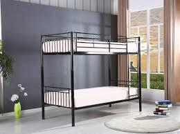 shorty bunk bed children u0027s single double silver argos very metal