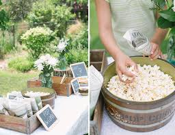 backyard movie night birthday party inspired by this baby blog