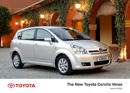 the new toyota corolla verso toyota uk media site