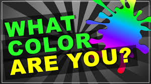 color personality test quick personality test what color are you youtube