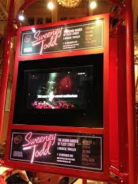 sweeney todd at the royal exchange u2013 english rose from