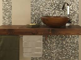 Types Of Bathtub Materials Awesome Mosaic Tile Bathroom Design For Contemporary Bathroom