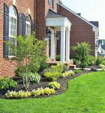 front yard decoration ideas for greenery lovers