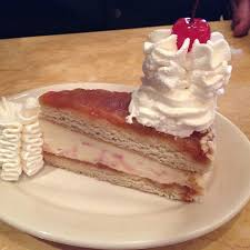 pineapple upside down cheesecake factory