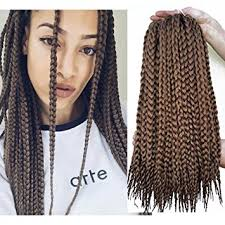 expression braids hairstyles amazon com 18 inch crotchet box braids crotchet braids