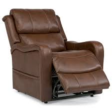 Lift Chair Leather Flexsteel Latitudes Lift Chairs Bailey Three Way Power Lift