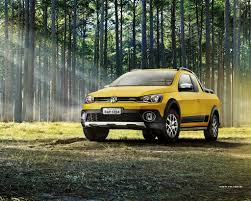 vw saveiro would you buy the volkswagen cross polo if it looked like this