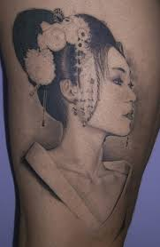 82 best geisha tattoos images on pinterest geishas searching
