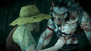 wild hunt witcher 3 werewolf werewolf wild at heart all three options witcher 3 geralt quest