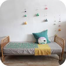 chambre enfant retro lit vintage enfant idées décoration intérieure