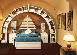 15 marvelous bedroom designs with accent bookshelf rilane