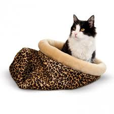 k u0026h self warming cat beds