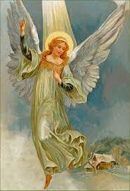 christmas angel angel