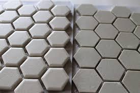 unglazed porcelain hex tile charcoal unglazed hexagon tile