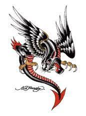 the 25 best ed hardy tattoos ideas on pinterest ed hardy