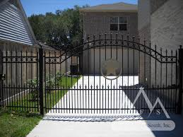 iron fence gate accessories summit fence south
