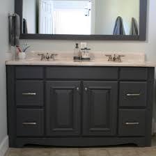 painting bathroom cabinets ideas best black paint for bathroom cabinets from modern bathroom vanity
