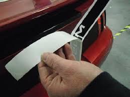 mustang third brake light restore mustang third brake light decal tint 99 04 installation