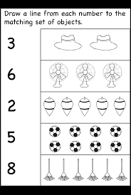28 counting objects worksheets 1 20 1st grade number charts and
