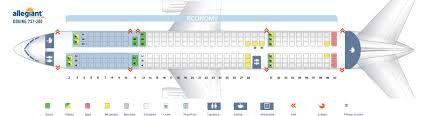 Allegiant Airlines Route Map by Allegiant 757 Seating Chart Images Reverse Search