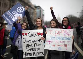 the best protest signs from the women u0027s march on washington