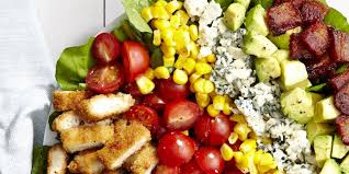 best breaded chicken cobb salad recipe how to make breaded