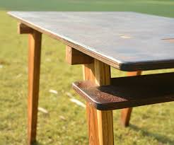 workshop instructables easy to make wooden table