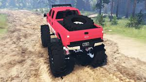 Ford F350 Monster Truck - f 350 monster edition for spin tires