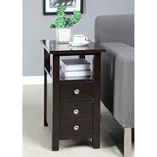 Chair Side Tables With Storage Accent Tables Modhaus Living
