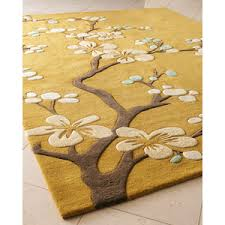 Global Views Arabesque Rug Cherry Blossom Rug 9 U0027 X 12 U0027 Global Views Polyvore
