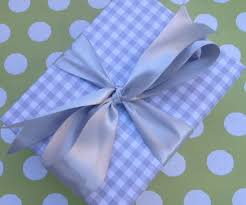 gingham wrapping paper grey gingham premium wrapping paper