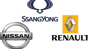 nissan renault renault nissan samsung make joint bid for ssangyong