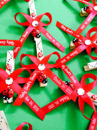 favors i made for ladybug baby shower party decorations